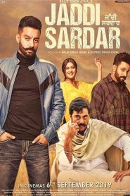 Jaddi Sardar (2019) HD Punjabi Full Movie Watch Online