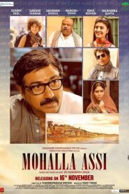 Mohalla Assi (2018) HD Full Movie Watch Online