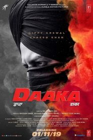 Daaka (2019) HD Movie Watch Online