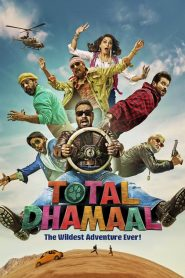 Total Dhamaal (2019) HD Full Movie Watch Online