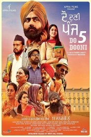 Do Dooni Panj (2019) HD Full Movie Watch Online