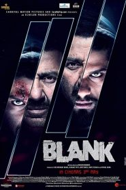 Blank (2019) HD Full Movie Watch Online